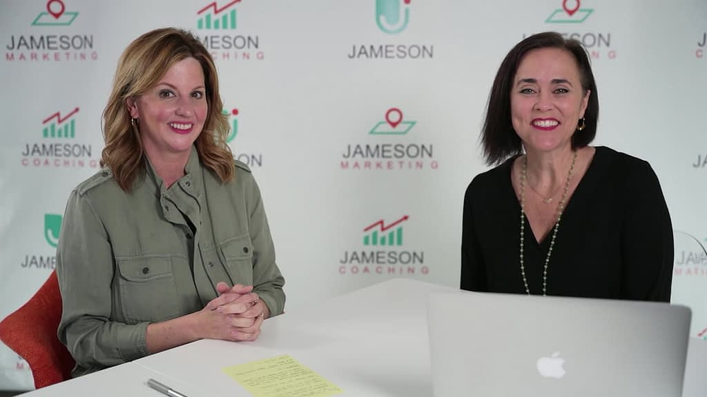 Carrie Webber and Amy Logan Episode 125
