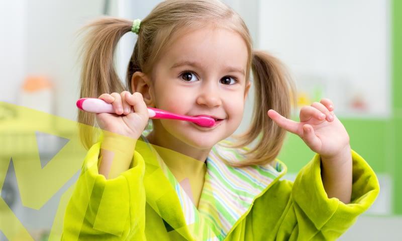 Children's dental care