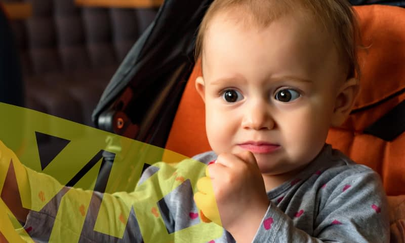 Signs of a lip or tongue tie in your baby