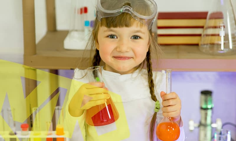 Fun dental experiments to do with the kids