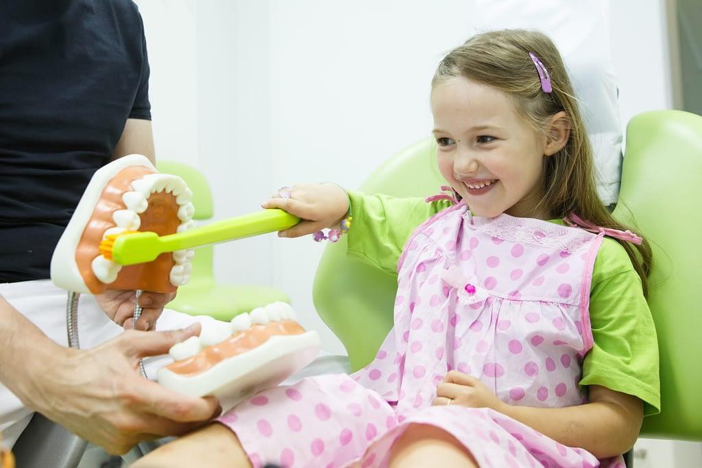 kids' dentist in Vancouver, WA
