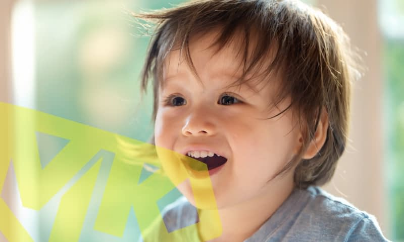 A pulpotomy can save your child's tooth