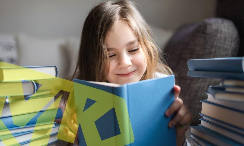 Teaching kids oral health through books