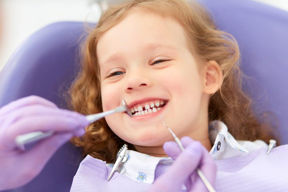 pediatric dental team at Must Love Kids
